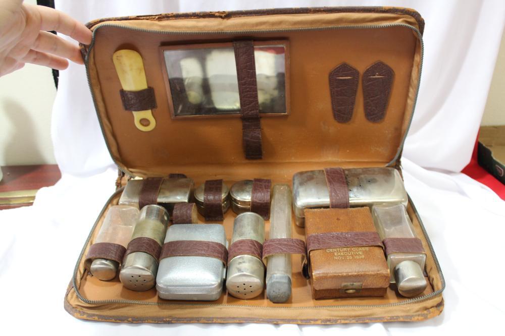 A Vintage Barber Set?