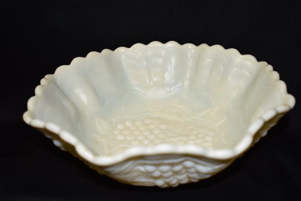 A Large Imperial Glass? Bowl
