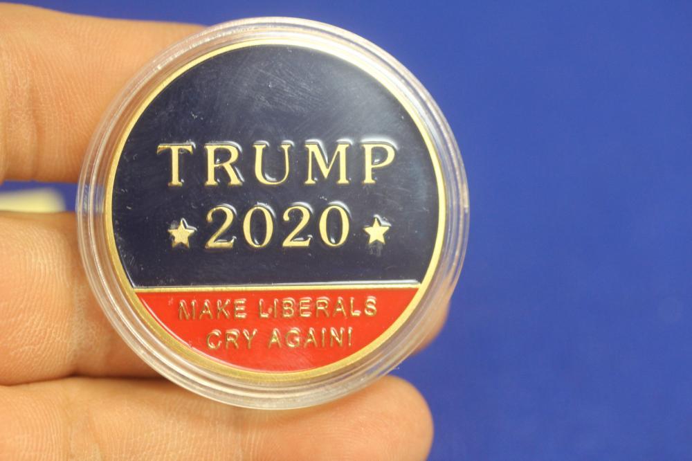 A President Donald J. Trump Commemorative Coin