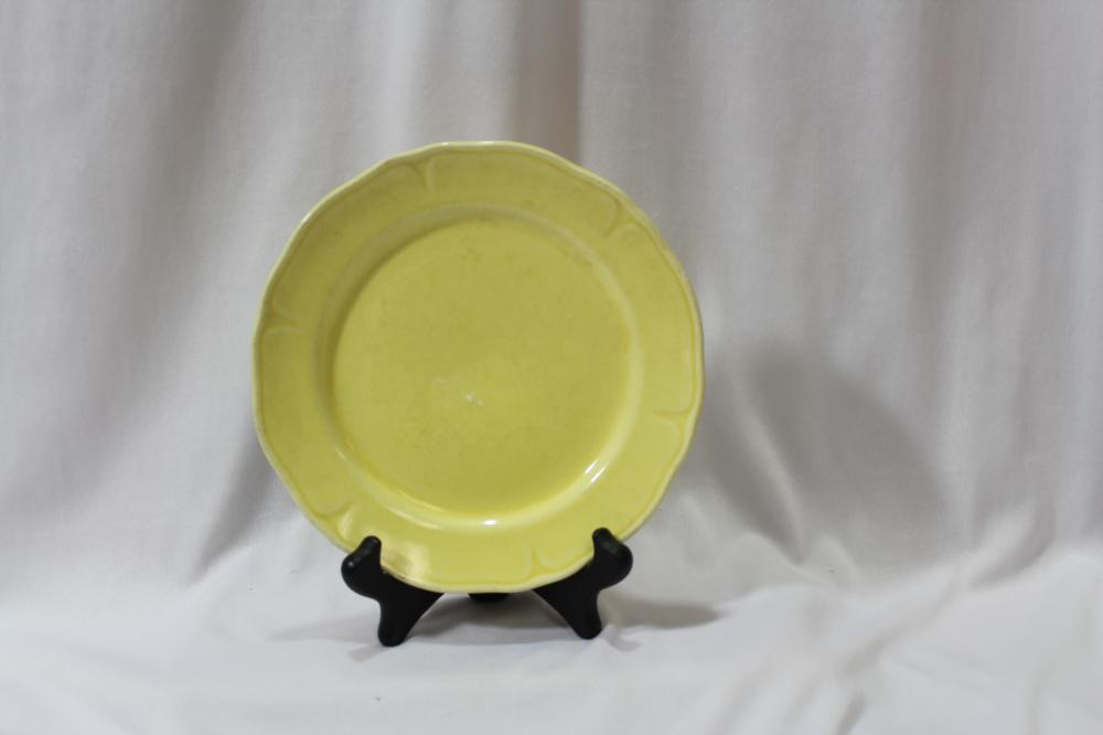 A Vintage Fiesta? Plate