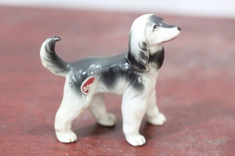 A Bone China Dog