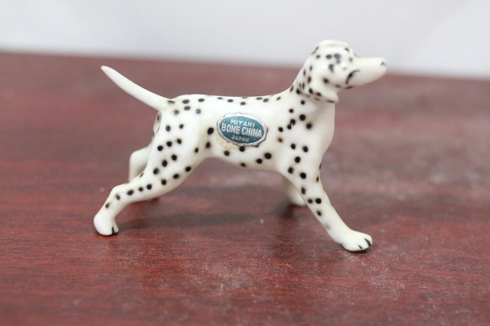 A Fine Bone China Dog