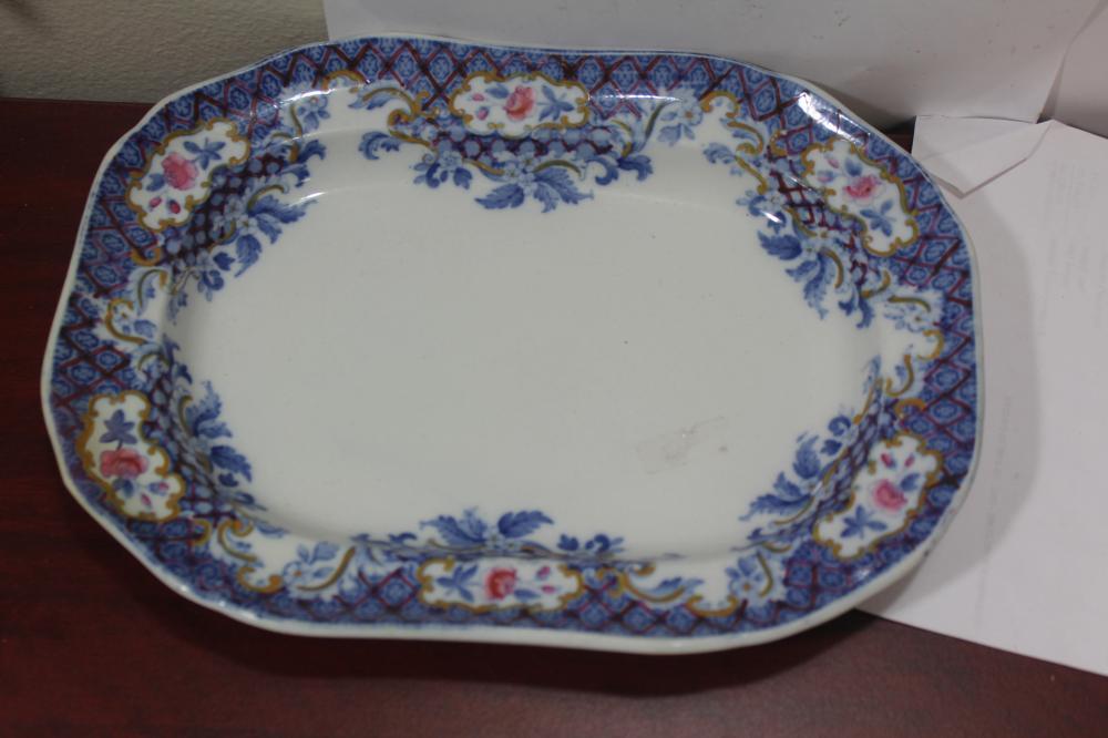 A Copeland Ceramic Undertray