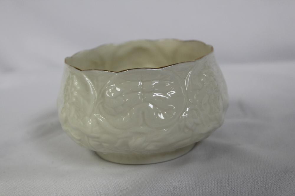 A Belleek Bowl