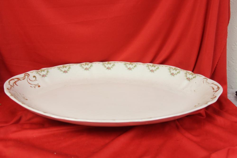 A Syracuse China Platter