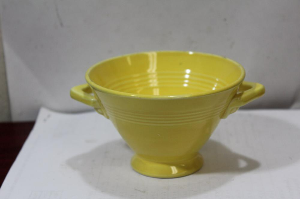 A Fiesta? Ware Pottery Cup