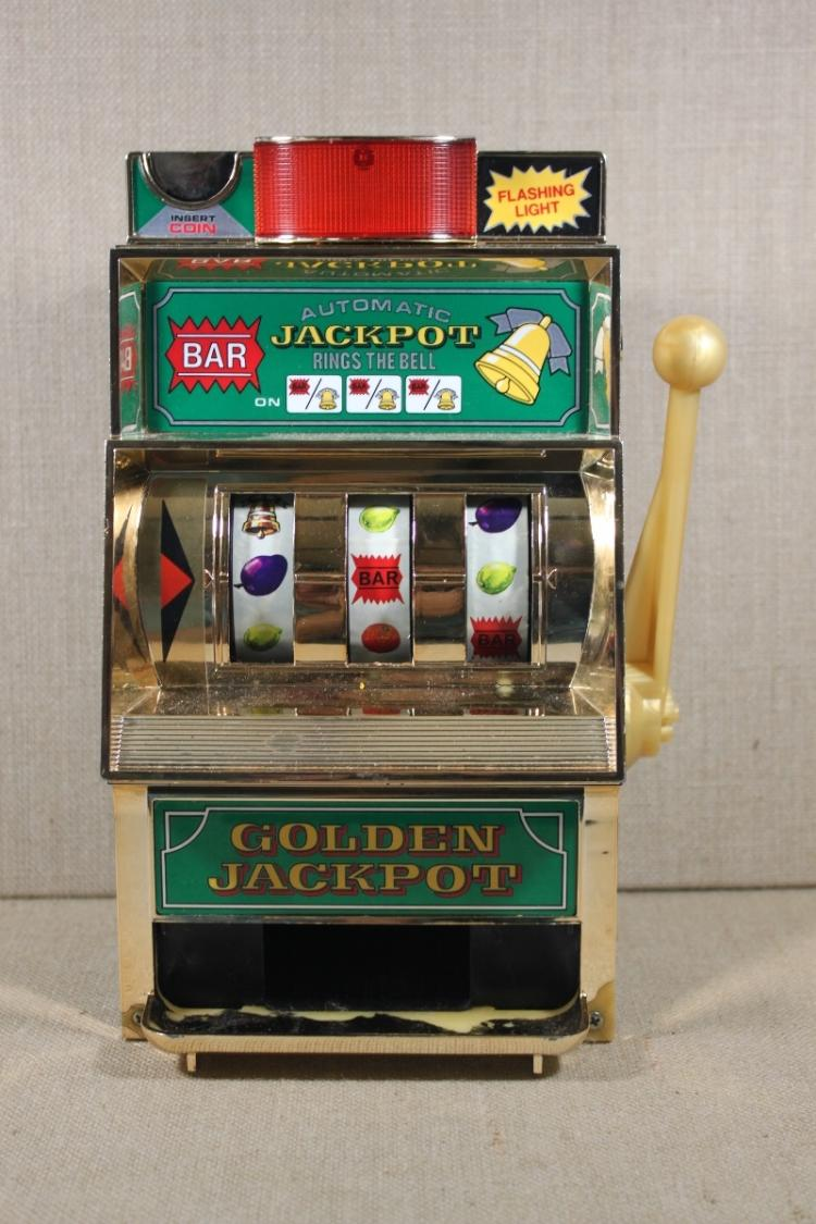 Jackpot City Slot Machine