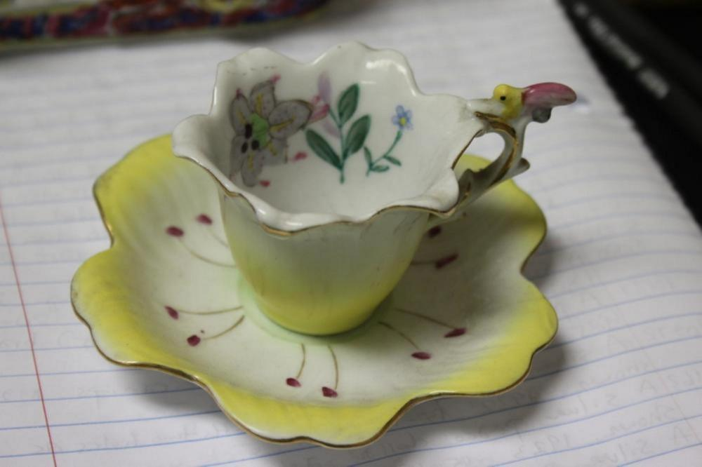 A Cute Trimont Japan Dematesse Cup and Saucer