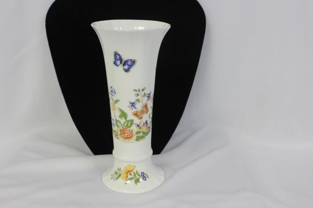 Aynsley Trumpet Vase