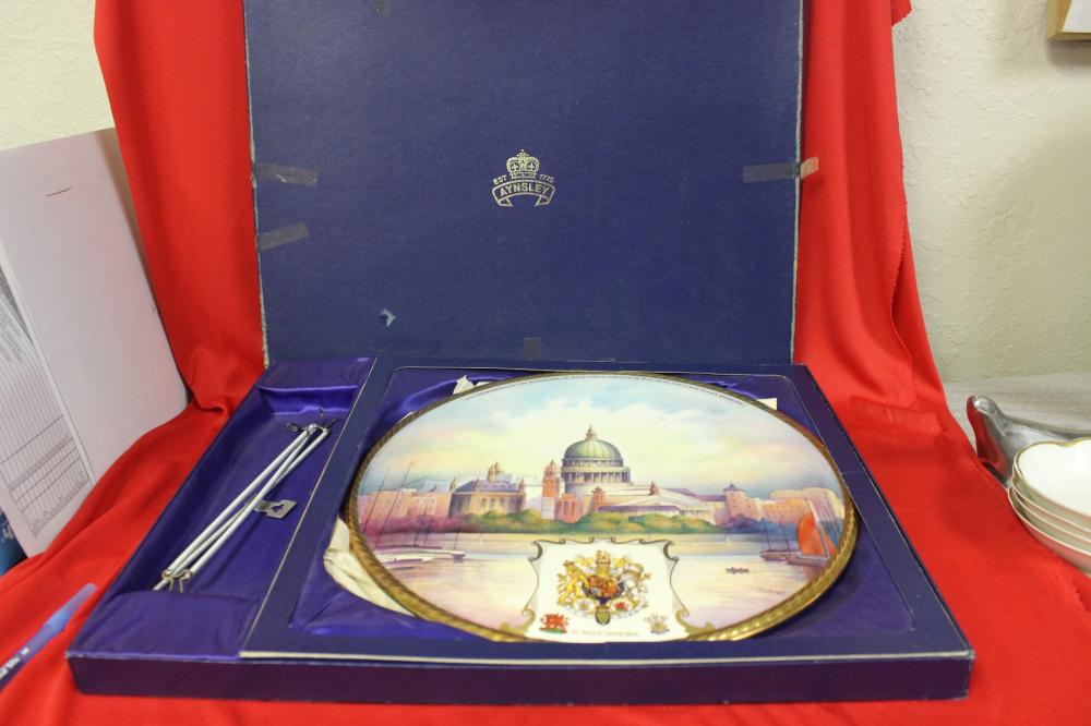 A Prince of Wales and Lady Diana Marriage Plaque