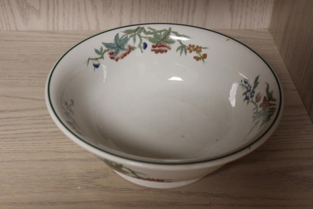 An O.P. Syracuse China Ceramic Bowl