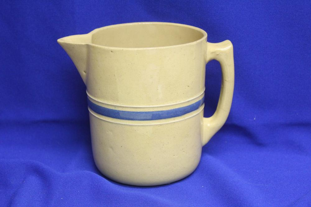 An Unmarked Roseville? Pitcher