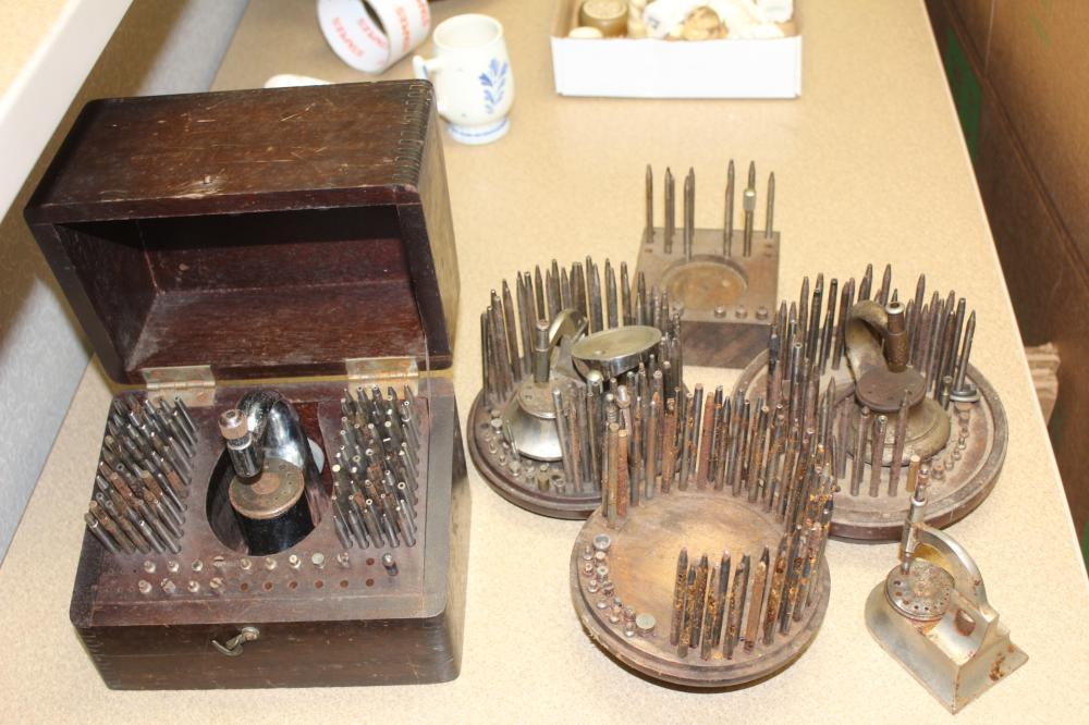 Lots of Watch Making Tools/Repair Kit etc