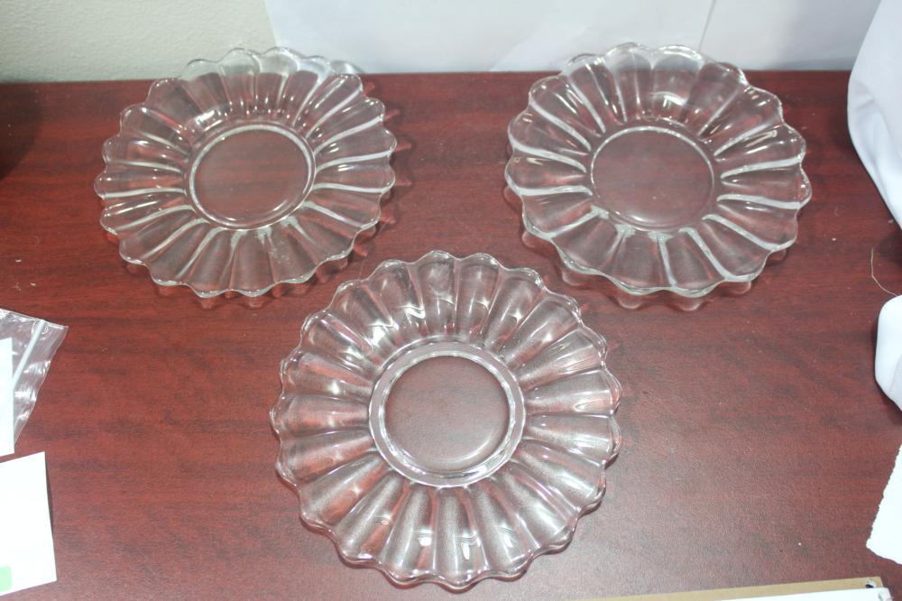 Set of 3 Plates