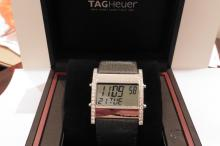 Gent's Tag Heuer watch. Limited edition