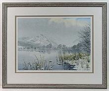 Jim M Aldersley XX Limited edition print 373/850