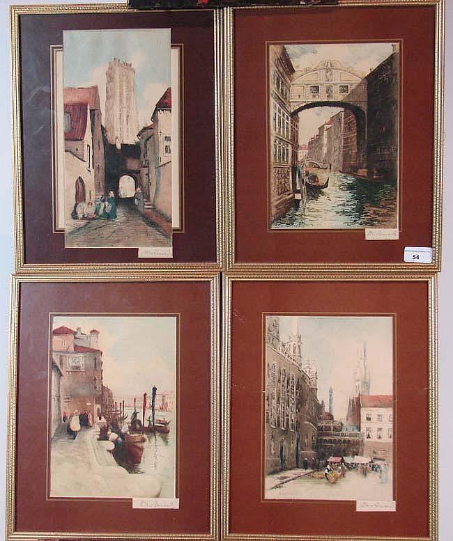 David Donald, (Act 1895-1925), Four coloured