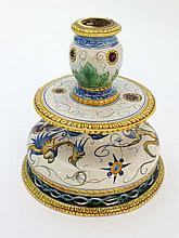 An Italian faience Ginori/Maiolica (possibly by