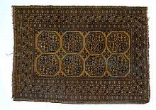 Carpets / Rugs: An Afghan Ersari hand woven