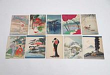 Cruise Ship memorabilia : S. S. Hakone Maru 1931