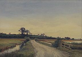 William Ayrton (XIX - XX) Norfolk School