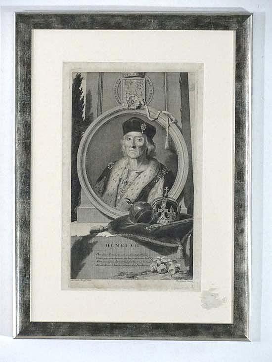 Pieter Stevens Van Gunst (1659-1724) after Adriaen