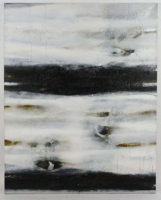 Nick Malone (b. 1947) Acrylic on canvas ' Varna