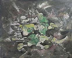 Anthony (Tony) David Woods (1940) Australian Oil