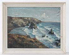 Miss Cherie Williamson XX Oil on canvas Coastal