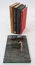 Books: five books on shooting and shotguns