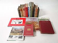 Books: A quantity of books on hunting including