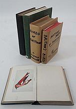 Books: J Lewis Bonhote Birds of Britain published