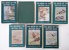 Books: D H Bannerman The Birds of the British