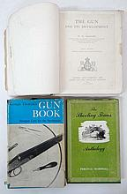 Books: Three books on shooting comprising Gough