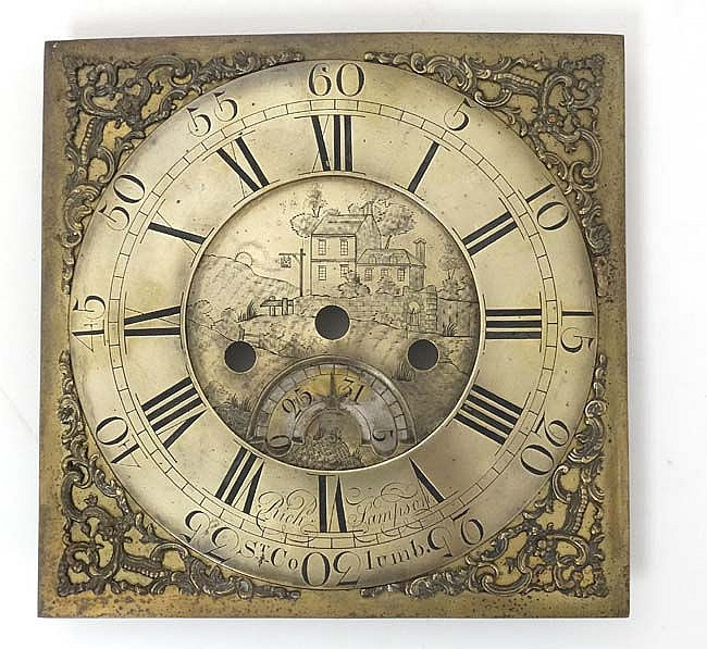 dating brass dial grandfather clocks Antique longcase grandfather clocks for sale: antique english longcase clock brass dial carved 8 day grandfather clock 1760: 2061 £ | antique john rawsthorne o.