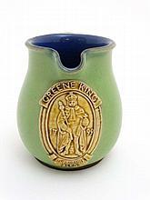 A Royal Doulton 'Greene King , Fine Suffolk Ales ' pub jug , having applied