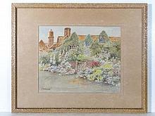 Howard Ormsby Thomas (1908-1971) Watercolour An