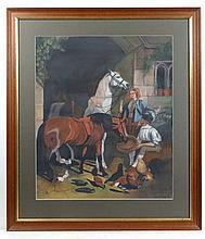 C. J. Ostach after J. P. Herring (1795-1865)