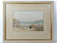 George Brigg ( 1883-1922) Watercolour Collecting