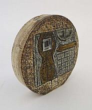 Troika wheel vase by Sue Lowe 1976-77 having