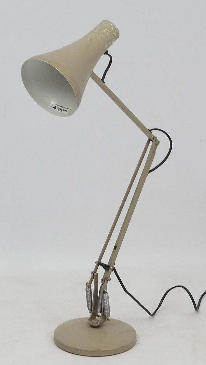 Vintage Retro A British Anglepoise Type 90 Desk Lamp By He