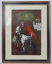 Eddy Dorembos '71 ' Dutch / Spanish School Oil on canvas A