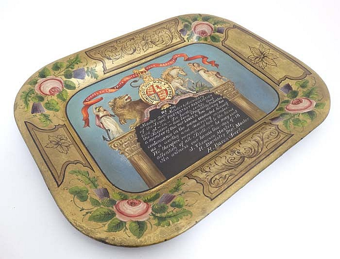Northern ireland interest a regency and later pontypool to for Home decor northern ireland