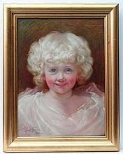 John William Schofield (1865-1944) Oil on panel