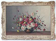 Christopher Cawthorne XX Oil on Canvas Still life