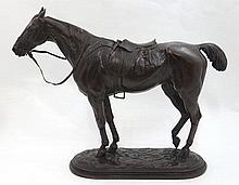 John Willis Good ( 1845-1879) Bronze Sculpture