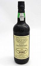 Port : Davys of London Wine Merchants Ltd , Bin no. 11 , Fine Vintage Character Port