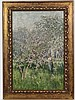 James Townshend (?-1949)  Oil on canvas  Apple Blossom Time  Signed lower left  24 x, James Townshend, Click for value
