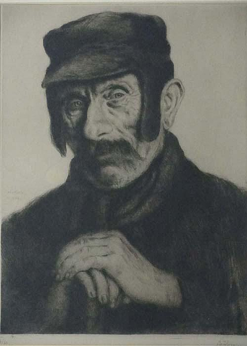 Francois De Herain (1877-1962) French Ltd Edition