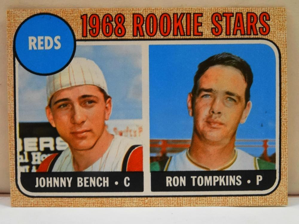 1968 TOPPS NO. 247 ROOKIE STARS